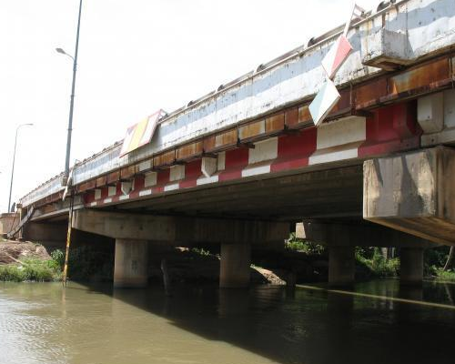 Cầu An Hạ, Quốc Lộ 22, Xã Tân Hiệp, Huyện Hóc Môn