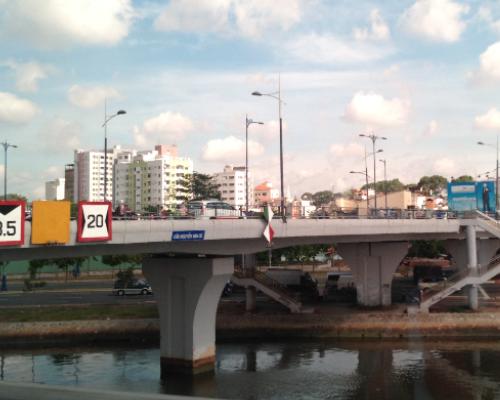 Cầu Nguyễn Văn Cừ, Phường 1, Quận 4, TPHCM