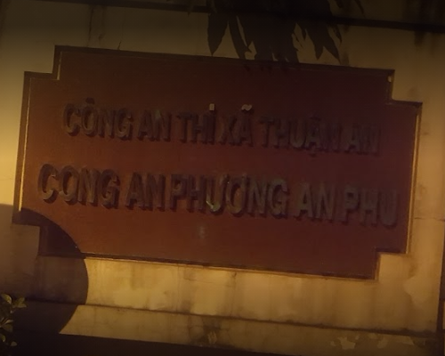 Công an phường An Phú, Khu phố An Phú, Thuận An, Bình Dương