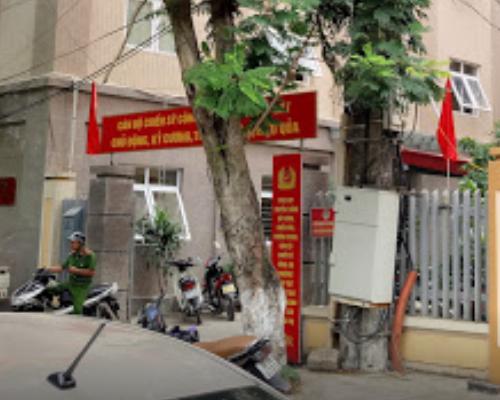 Công An Phường Giáp Bát, 16, Ngõ 4 Kim Đồng, Phường Giáp Bát