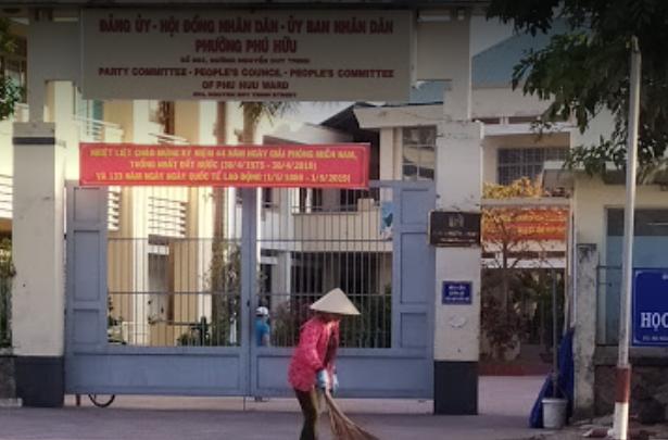 Công An Phường Phú Hữu Quận 9, 893 Đường Nguyễn Duy Trinh