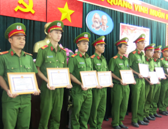 Công an Phường Tân Phú Quận 7, 2 Hoàng Văn Thái, phường Tân Phú