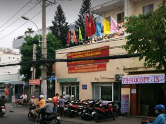 Công an phường Tân Hưng Quận 7, 703 Trần Xuân Soạn, Tân Hưng, Quận 7