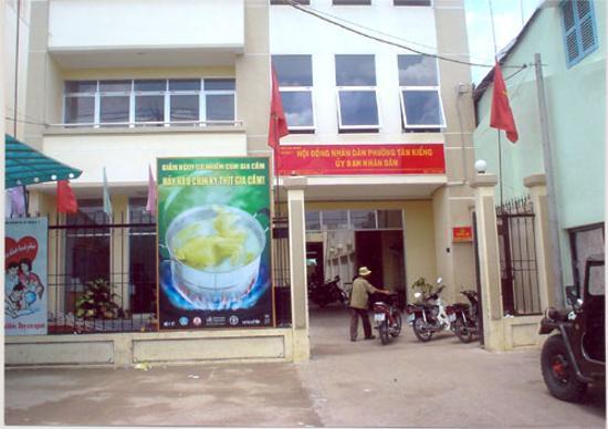 Công an phường Tân Kiểng Quận 7, 537 Trần Xuân Soạn, Tân Kiểng, Quận 7