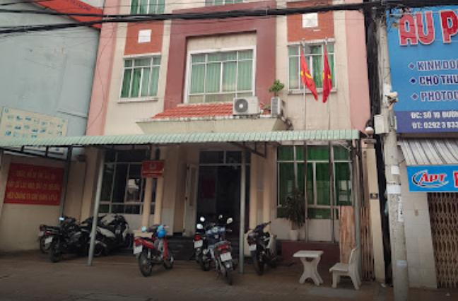 Công an phường Xuân Khánh, 8 Ba Tháng Hai, Ninh Kiều, Cần Thơ