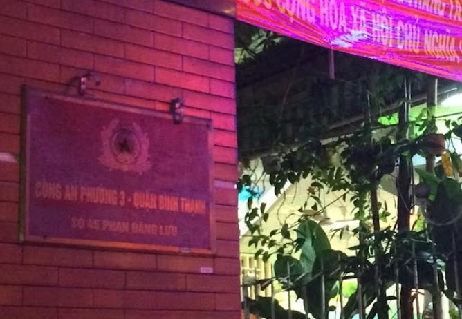 Công An Phường 3 Quận Bình Thạnh, 45 Phan Đăng Lưu, Phường 3