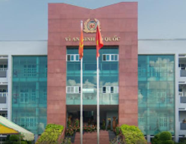 Công an huyện Bình Chánh, 8 Đường Số 2, TT. Tân Túc, Bình Chánh
