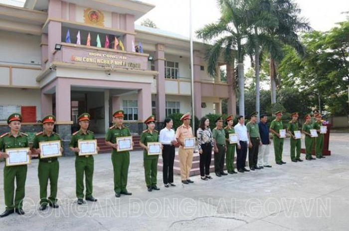 Công an huyện Nhơn Trạch, Xã Phú Hội, huyện Nhơn Trạch