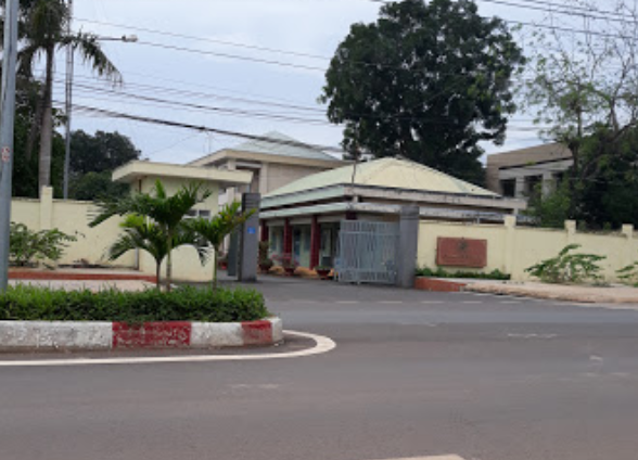 Công an huyện Vĩnh Cửu, Đ. Trung Tâm, TT. Vĩnh An, Vĩnh Cửu, Đồng Nai