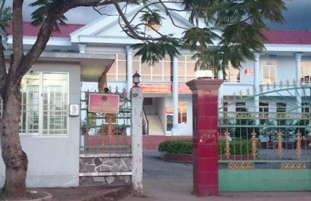 Công an huyện Thủ Thừa, 24 Trương Công Định, Thủ Thừa, Long An