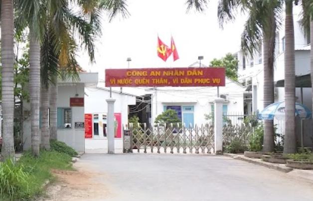 Công An Huyện Nhà Bè, 335 Nguyễn Bình, Phú Xuân, Nhà Bè