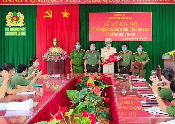 Công An Huyện Lộc Ninh, 250 QL13, Lộc Ninh, Bình Phước