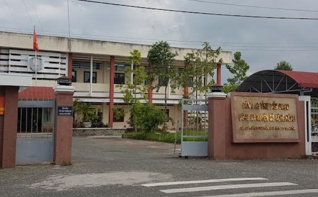 Công an huyện Gò Công Đông, 7 Đường Nguyễn Văn Côn, TT. Tân Hoà, Gò Công Đông