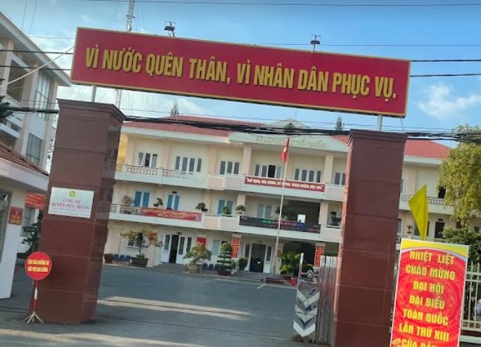 Công An Huyện Đức Trọng, QL20, Liên Nghĩa, Đức Trọng, Lâm Đồng