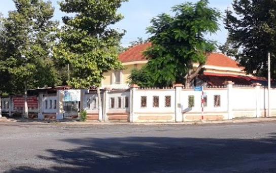 Công An Huyện Chơn Thành, Khu phố Trung Lợi, thị trấn Chơn Thành, Bình Phước