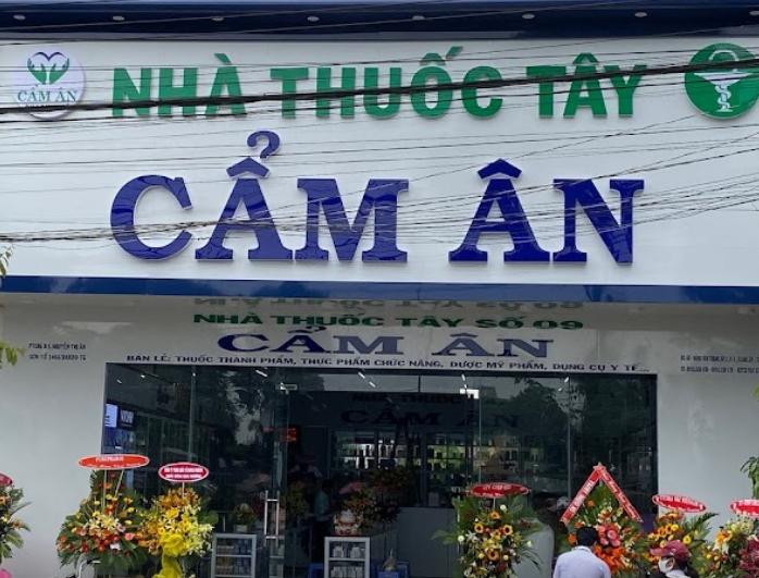 Nhà Thuốc Tây Cẩm Ân, 60 Lê Văn Duyệt, TT. Cai Lậy, Cai Lậy, Tiền Giang