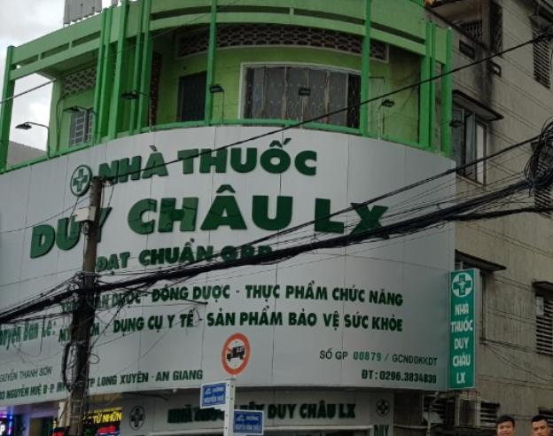 Nhà thuốc Duy Châu, 497, 499 Lê Đức Thọ, Phường 16, Gò Vấp