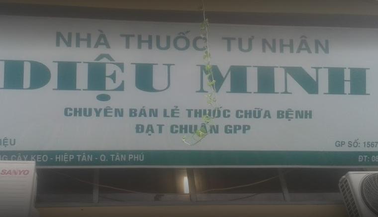 Nhà Thuốc Diệu Minh, 68 Cây Keo, Phú Thạnh, Tân Phú