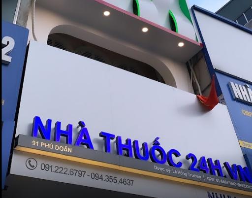 Nhà Thuốc 24H.VN, 91 Phủ Doãn, Hàng Trống, Hoàn Kiếm, Hà Nội