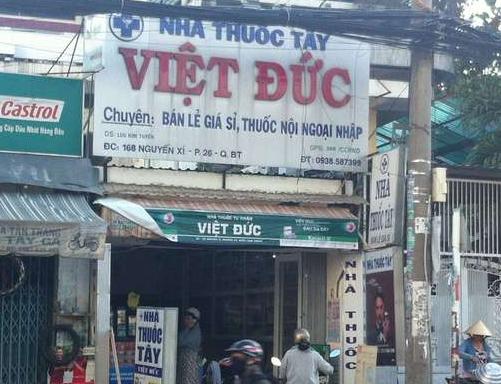 Nhà Thuốc Việt , 168 Nguyễn Xí, Phường 26, Bình Thạnh