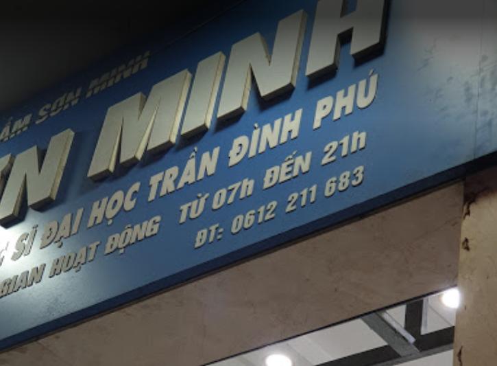 Nhà Thuốc Sơn Minh, 143 Cách Mạng Tháng 8, Quang Vinh, Biên Hòa, Đồng Nai