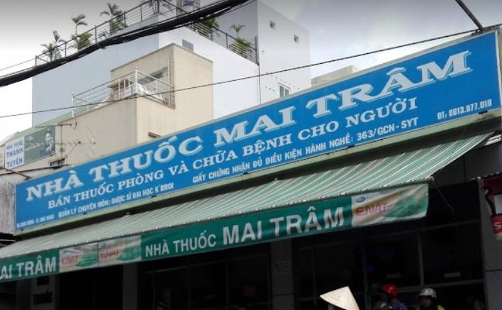 Nhà thuốc Mai Trâm, 8 Nguyễn Công Trứ, Xuân An, Long Khánh, Đồng Nai