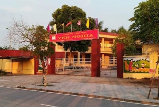Trường Tiểu Học Yên Nghĩa, Tố Hữu, Yên Nghĩa, Hà Đông