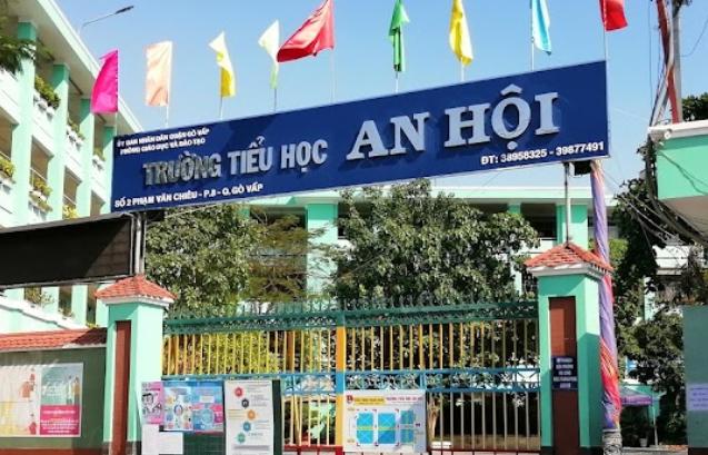 Trường Tiểu Học An Hội, 2 Phạm Văn Chiêu, Phường 8, Gò Vấp