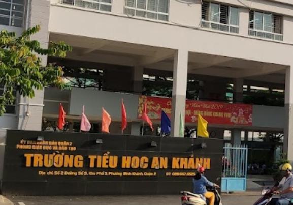 Trường Tiểu học An Khánh, 2 Đường Số 10, Quận 2