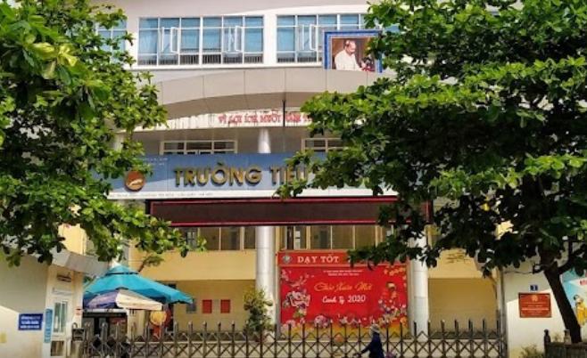 Trường Tiểu học Yên Hòa, 2 phố Hạ Yên Quyết