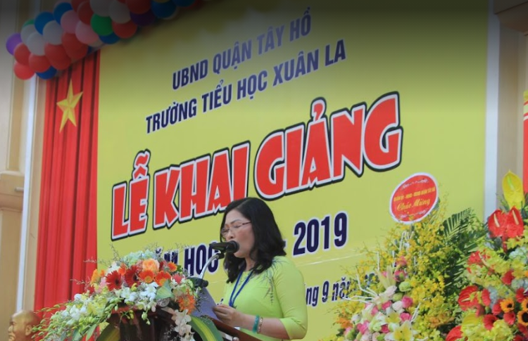 Trường Tiểu Học Xuân La, 34 Xuân La, Tây Hồ, Hà Nội
