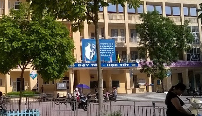 Trường tiểu Học Vĩnh Hưng, 27 Phố Đông Thiên