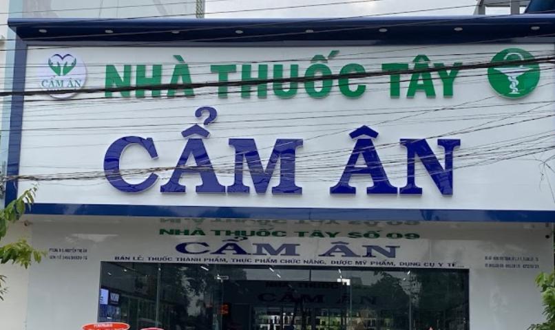 Nhà thuốc Cẩm Ân, 60 Lê Văn Duyệt, Cai Lậy, Tiền Giang
