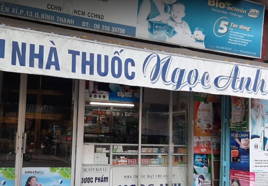 Nhà Thuốc Ngọc Anh, 229 Nguyễn Xí, Phường 13, Bình Thạnh