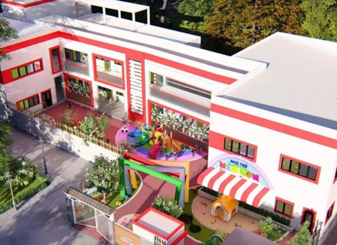 Trường Mầm Non Quốc Tế Kindy Garden Montessori, 908/9 Quang Trung