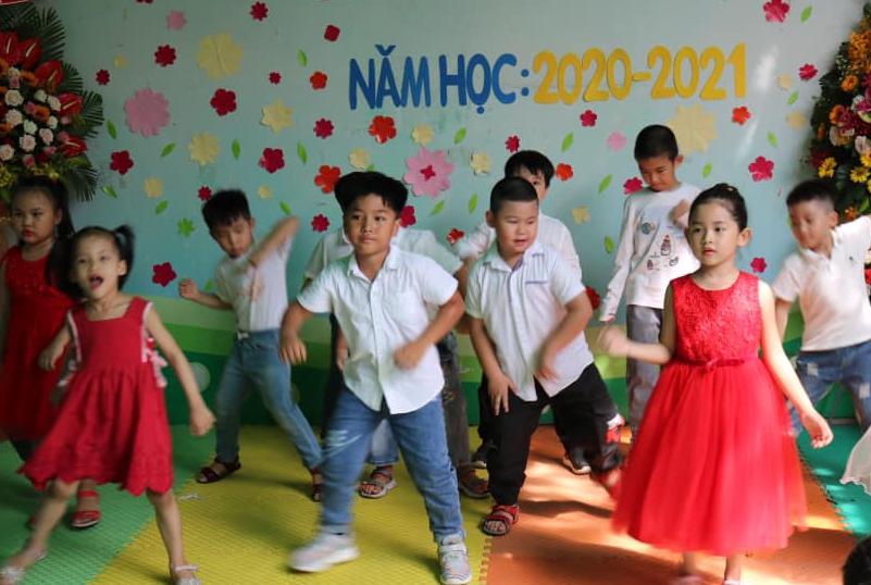 Trường Mầm Non Trẻ Thơ
