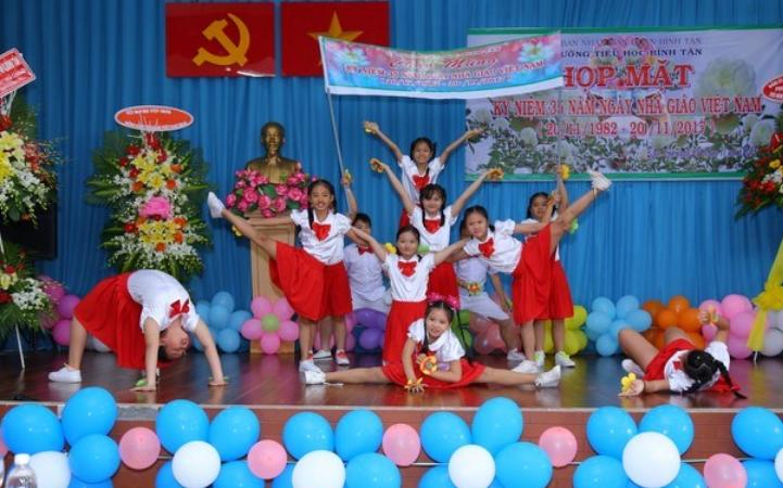 Trường Tiểu học Bình Tân, 1 Đường số 48, Tân Tạo, Bình Tân