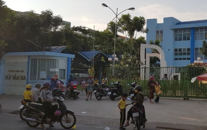 Trường Tiểu học Bùi Văn Ba, Đường Số 11, Phước Kiển, Nhà Bè