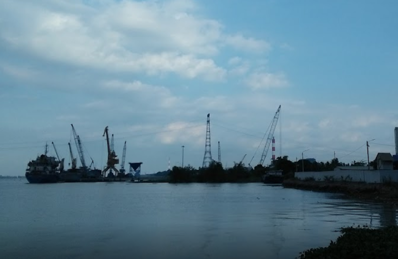 Cảng Hậu Giang, Kcn Sông Hậu, xã Đông Phú, Châu Thành, Hậu Giang