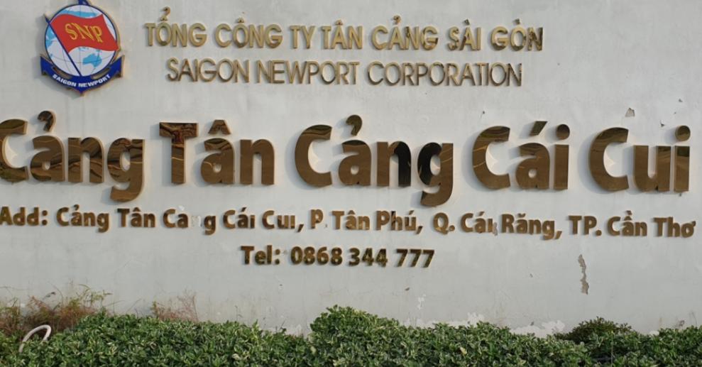 Cảng Tân Cảng Cái Cui, Quang Trung, Tân Phú, Cái Răng, Cần Thơ