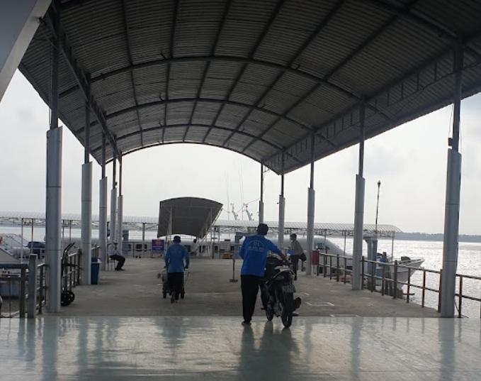 Bến tàu cao tốc Sóc Trăng - Côn Đảo, Trung Bình, Trần Đề, Sóc Trăng