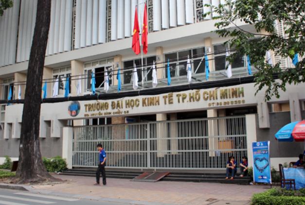 Trường Đại học Kinh tế TP HCM, 59C Nguyễn Đình Chiểu, Phường 6, Quận 3