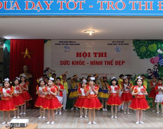 Trường Tiểu Học Thịnh Quang, 122 Ngõ 11 Phò Lương Định Của