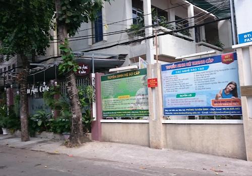 Trường Kỹ thuật nghiệp vụ Tôn Đức Thắng, Tam Đảo, Phường 15, Quận 10