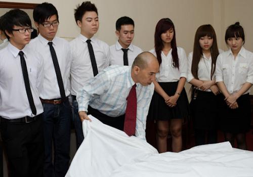 Trường Trung cấp nghề Việt Giao - Cơ sở 1