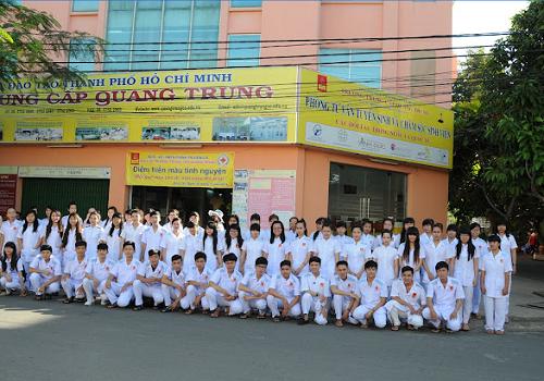 Trường Trung Cấp Quang Trung - 106 Đường số 34, Bình Trị Đông B, Bình Tân