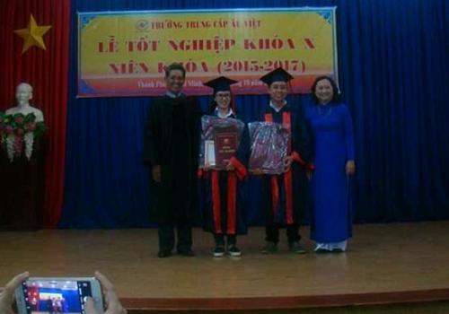 Trường trung cấp Âu Việt, 15 Lương Minh Nguyệt