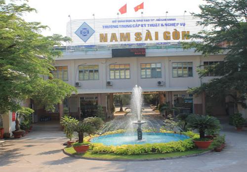 Trường Cao đẳng Bách khoa Nam Sài Gòn - 47 Đường Cao Lỗ, Phường 4, Quận 8