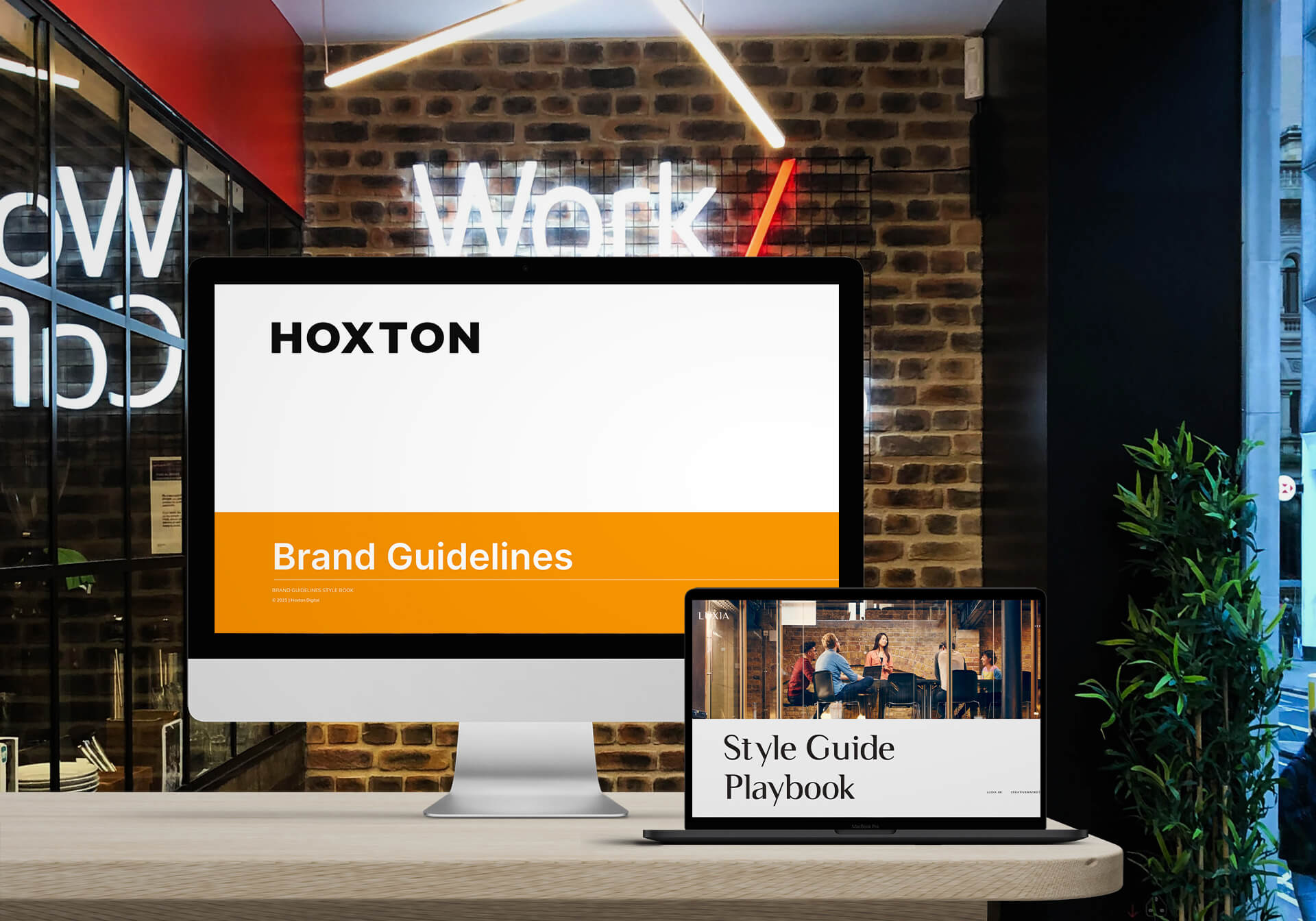 Hoxton Style Guide Template