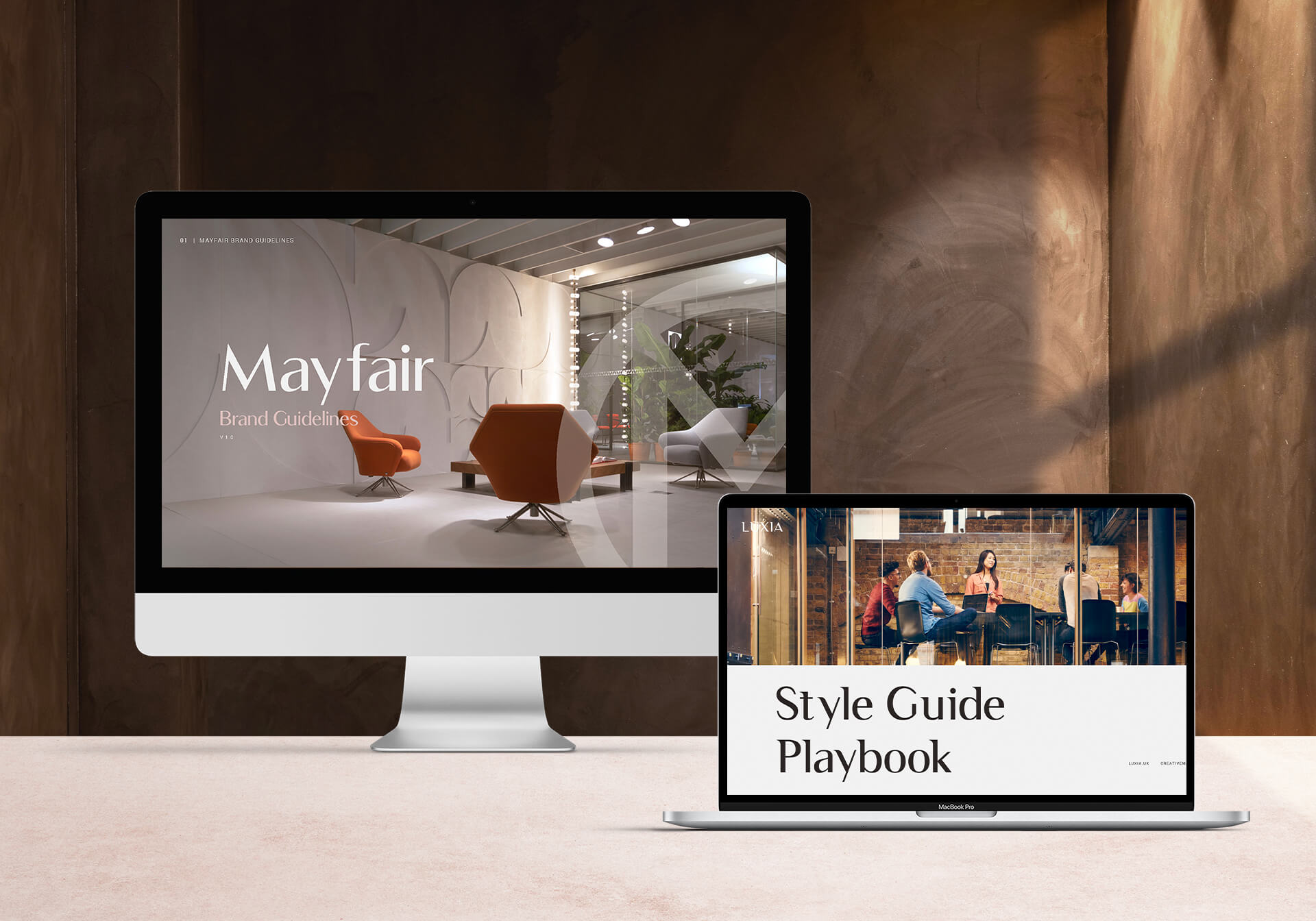 Mayfair Style Guide Template
